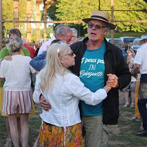 Guinguettes or open-air dances